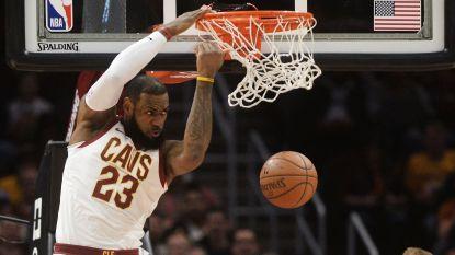 'Verrassing': LeBron James is met dit monsterbedrag voor vierde jaar op rij bestbetaalde speler in NBA