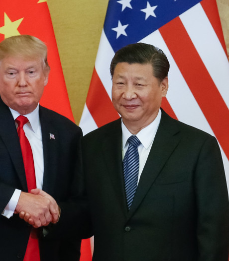 'Trump voert handelsvete met China verder op met noodwet'