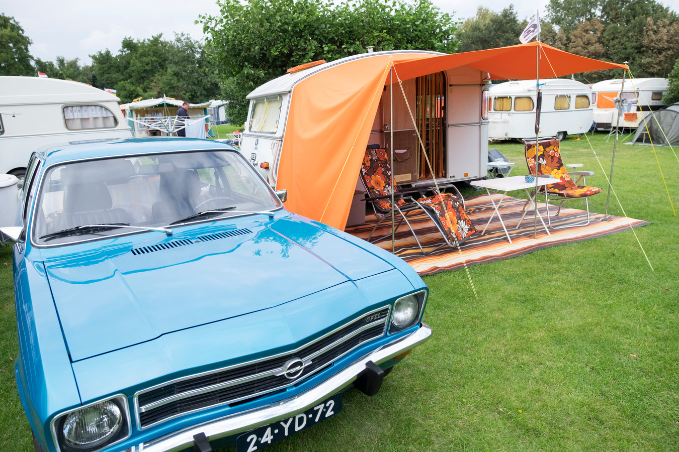 Camping Duinhoeve in Burgh-Haamstede.