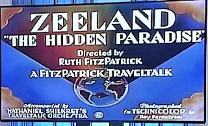 Titelbeeld Zeeland The Hidden Paradise