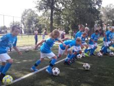 Zonovergoten voetbaldagen op Almelo's kunstgras