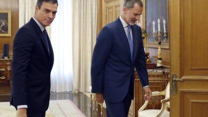 Spaanse regeringsvorming definitief mislukt, nieuwe verkiezingen op 10 november
