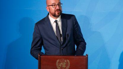 Premier Michel wil Belgische bijdrage aan strijd tegen klimaatopwarming verdubbelen