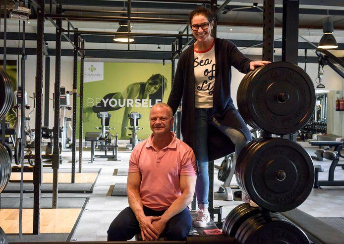 Sportschool Paramount in Aalst is verbouwd en weer toekomstproof.