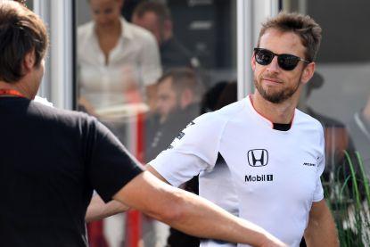 """Button bereidt zich op opvallende manier voor op terugkeer in F1: """"Nog geen meter op circuit gereden"""""""