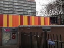 Gymzaal Zuiderkruis in Veenendaal wordt weer herbouwd na brand in nieuwjaarsnacht