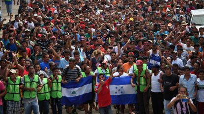 """Guatemala: """"Tweeduizend migranten teruggekeerd naar Honduras"""""""