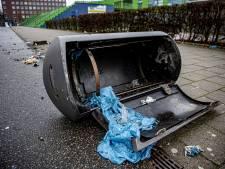 Sterke stijging in Oldenzaal van schade door vuurwerk tijdens jaarwisseling