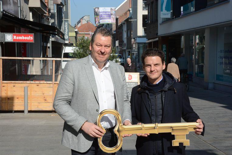 Twee jaar geleden hadden Bert De Hertogh en Filip Kegels nog de ambitie om samen te werken maar door geruzie binnen het bestuur is het water intussen erg diep geworden tussen de twee.