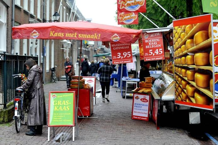 De weekmarkt