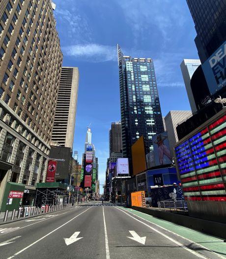 Staat New York telt meeste besmettingen ter wereld<br>