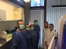 Huit fois plus de tests Covid-19 effectués au CHU de Liège