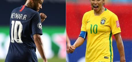 """Les Brésiliennes remportent leur combat: """"Les joueuses vont gagner autant que les hommes"""""""