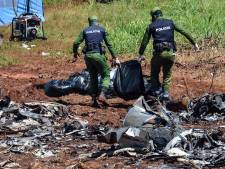 Eén van drie zwaargewonden Cubaanse vliegramp alsnog overleden