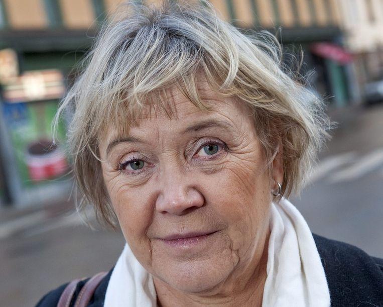 Ann-Margarethe Livh, de Zweedse politica wier tolk werd vermoord. Beeld ap