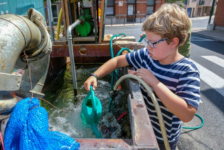 In Hoeilaart werd twee jaar geleden ook al opgepompt grondwater ter beschikking gesteld van inwoners. In Zemst heeft de gemeenteraad dat nu ook verplicht.