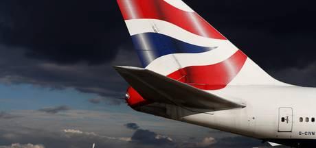 British Airways annuleert alle vluchten wegens IT-storing