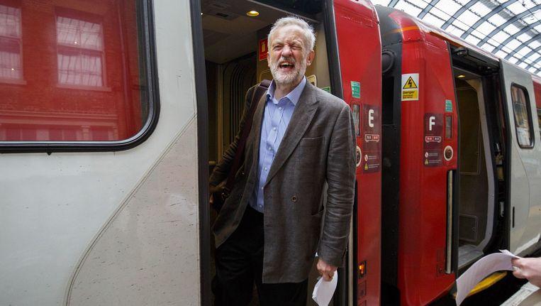 Jeremy Corbyn Beeld