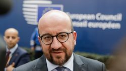 """Michel veroordeelt geweld in Catalonië, maar ontkent crisis met Spanje: """"Rajoy heeft mijn nummer"""""""