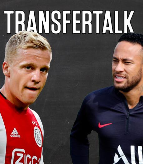 Calvin Verdonk wordt in januari ploeggenoot van Zlatan, El Messaoudi naar Groningen