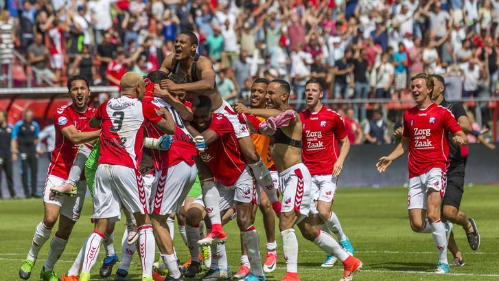 FC Utrecht speelt voorronde Europa League in Waalwijk