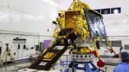 India keert terug naar de maan met nieuwe missie 'Chandrayaan-2'