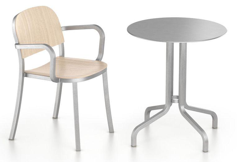 Elegant minimalisme van Jasper Morisson. Beeld Jeroen Junte / de Volkskrant