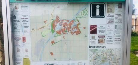 Na 18 jaar is het eindelijk zo ver: gemeente Steenwijkerland verwijdert achterhaald informatiebord