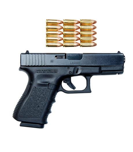 Celstraf voor wapenbezit in Best