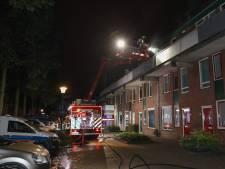 Gewonde bij brand die woning verwoest in Vlaardingen