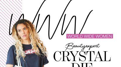 """Beautyexpert Crystal Die: """"Een rode lippenstift kan je humeur veranderen"""""""
