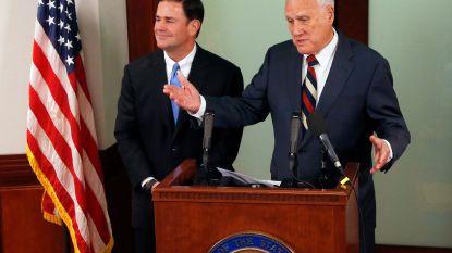 Jon Kyl vervangt John McCain in Amerikaanse Senaat