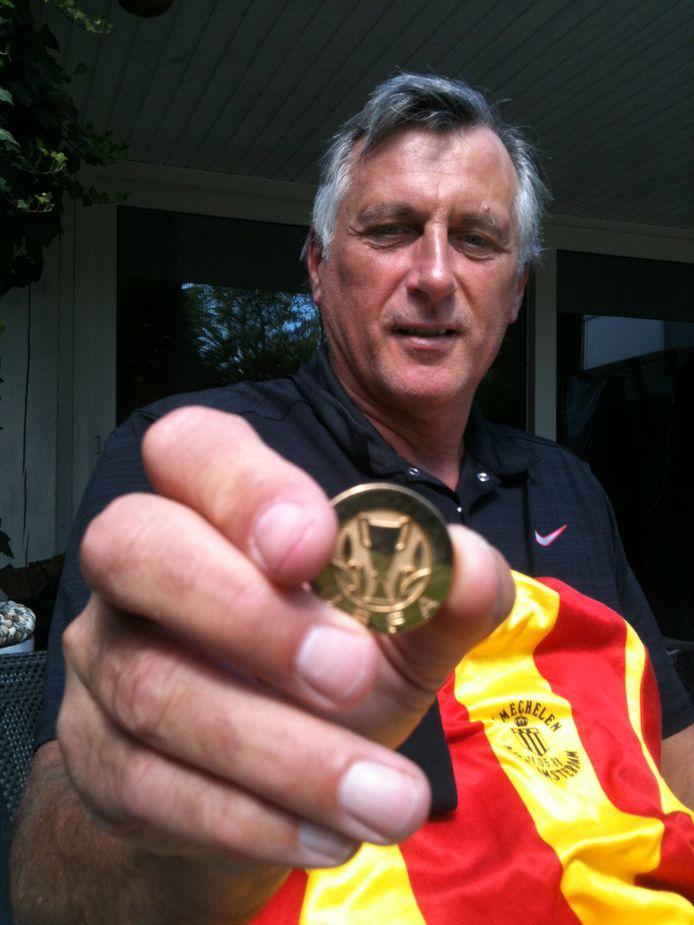 Oud-voetballer Piet den Boer. Verhaal Dennis Jansen
