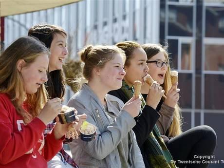 Zonnige week in aantocht voor Twente: bijna twintig graden