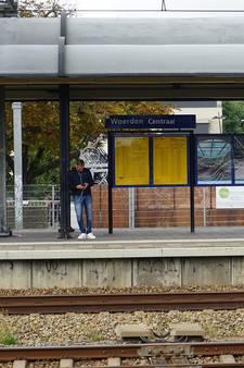 Zo vaak is de trein op tijd op station Woerden