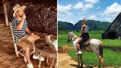 VIDEO. Dries Mertens en Kat Kerkhofs genieten met volle teugen van Cuba