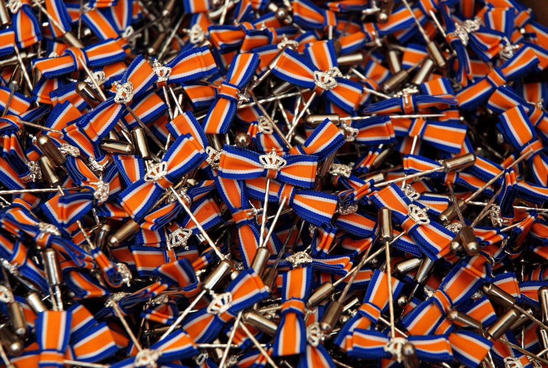 Afgelopen week zijn 3060 Nederlanders onderscheiden met een lintje. Beeld GPD CEES ZORN