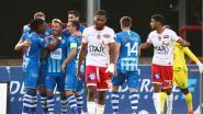 LIVE. Treffer Depoitre afgekeurd voor nipt offside, Gent wel met voorsprong de rust in