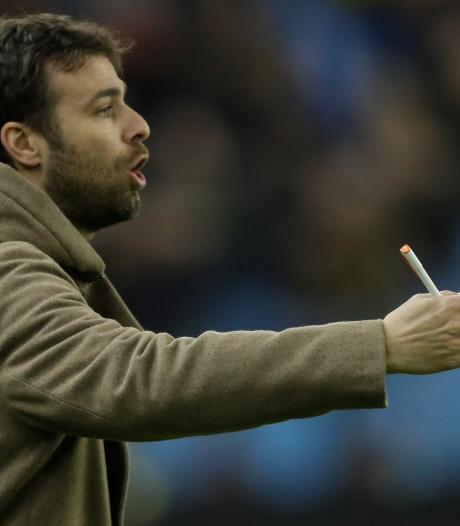 FC Twente zegt formeel contracten op met trainer Garcia en aanvoerder Bijen