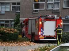 Kledingstuk veroorzaakt woningbrand in Enschede
