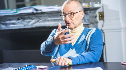 """Hans Rieder (63) zelf op strafbankje door uithaal vijf jaar geleden tegen magistrate: """"Ik blijf voortaan zen. Geleerd toen ik kanker kreeg"""""""