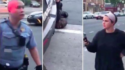 Nieuwe beelden arrestatie George Floyd tonen hoe omstaanders agenten smeken om te stoppen