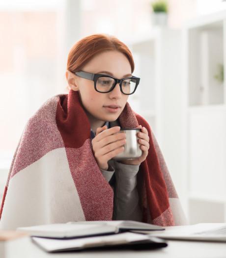 Hersenen van vrouwen werken beter bij hogere temperaturen