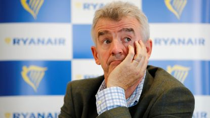 Ryanair-baas O'Leary door vakbonden uitgeroepen tot 'slechtste baas ter wereld'