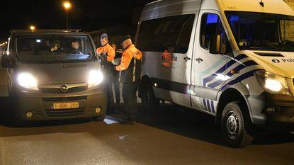 Politie houdt grote anti-inbraakactie