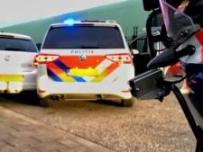 Dronken bestuurder geeft plankgas na inname rijbewijs