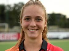 Vrouwen Oranje-Rood geven in slotminuut de winst weg: 1-1 in Laren