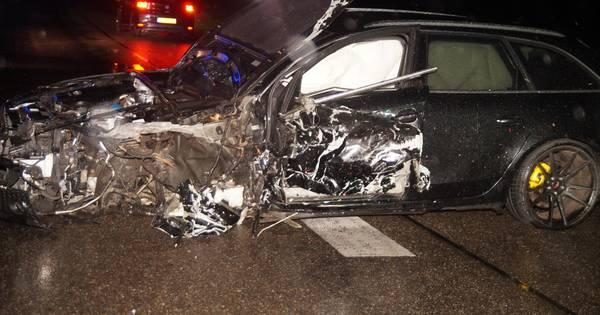 Gewonde bij zwaar ongeluk op N267 bij Oud-Heusden.
