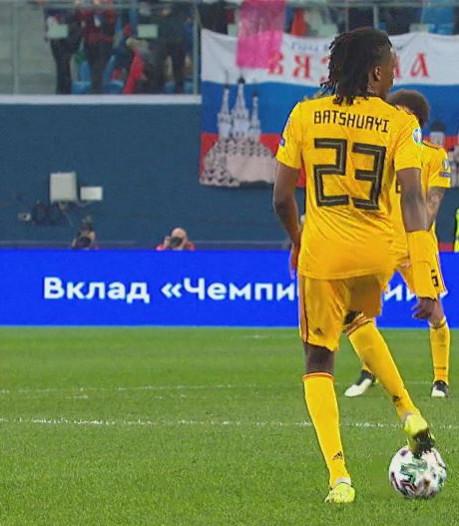 Boyata se trompe de maillot: la scène qui a beaucoup amusé Batshuayi