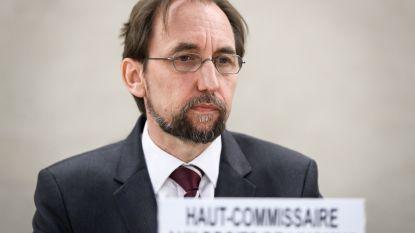 """VN-Hoge Commissaris voor Mensenrechten: """"Reactie van Israël was volstrekt disproportioneel"""""""